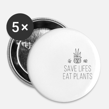 Vegan Vegan Veganism - Small Buttons