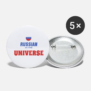 Russian Russian - Best russian in the universe - Small Buttons