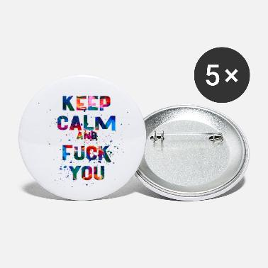 Clam KEEP CLAM - Small Buttons