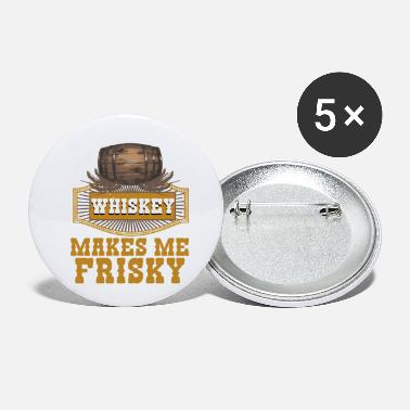 Whiskey Whiskey - Small Buttons