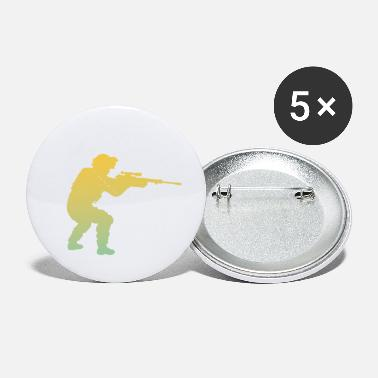 Sniper Sniper - Small Buttons