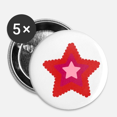 Star star - Small Buttons