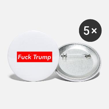 Mr. Clean Fuck Trump - Small Buttons