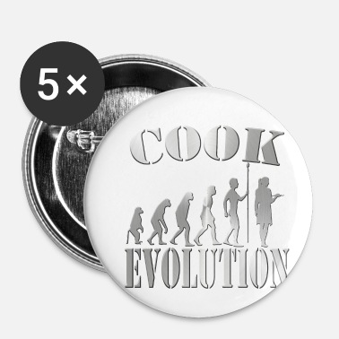 Cook Cook - Small Buttons