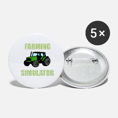 Simulation Farming Simulator - Small Buttons