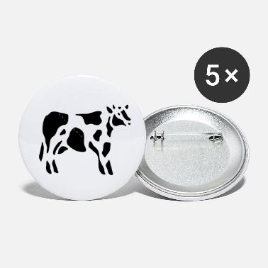 Dairy Cow Dairy cows - Small Buttons