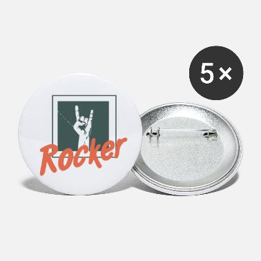 Rocker Rocker - Small Buttons