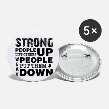 Anti Bully Anti Bullying Stand Up - Small Buttons