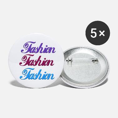 Fashion Fashion - Small Buttons