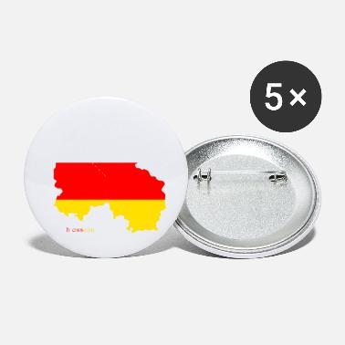 South Seas south ossetia F - Small Buttons