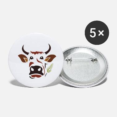 Cow Cow Cow - Small Buttons