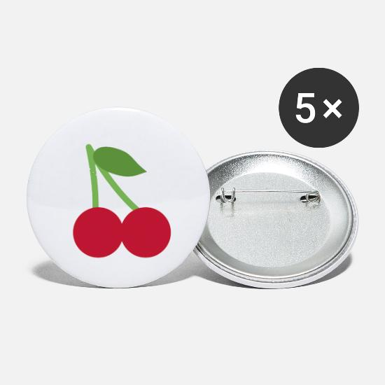Cherry Tree Buttons - Le Marie Marche - Small Buttons white