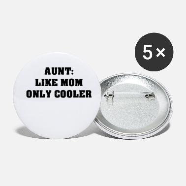 Aunt Aunt - Small Buttons