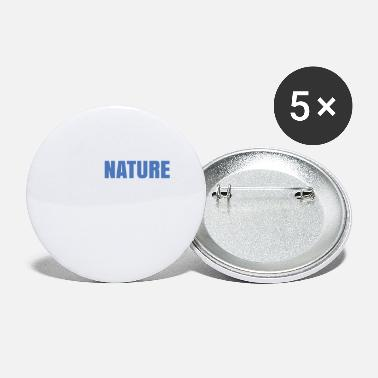 Naturally NATURE - Small Buttons