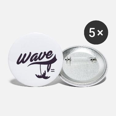 Tides Wave - Small Buttons