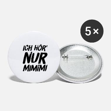 Funny Idea German Quote Funny Idea - Small Buttons