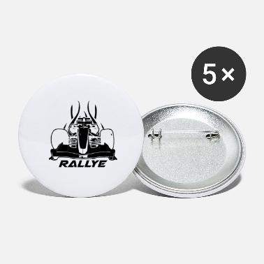 Rally Rally - Small Buttons