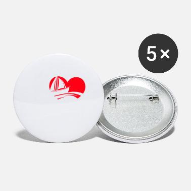 I Love Sailing I love sailing - Small Buttons