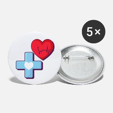Health Health - Small Buttons