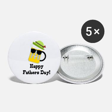 Happy Fathers Day! - Small Buttons
