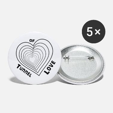 Tunnel of Love - Small Buttons
