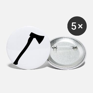 Axe ax - axe - Small Buttons