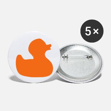 Rubber rubber duck - Small Buttons
