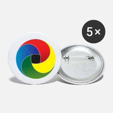 Chrome Color Chrome - Small Buttons