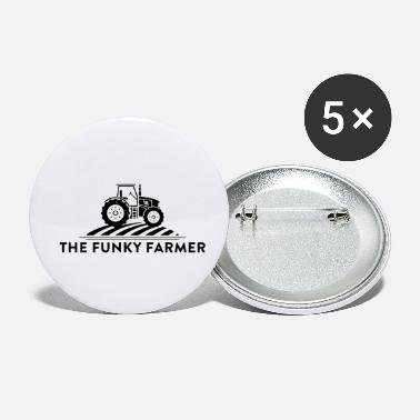 Funky the funky - Small Buttons