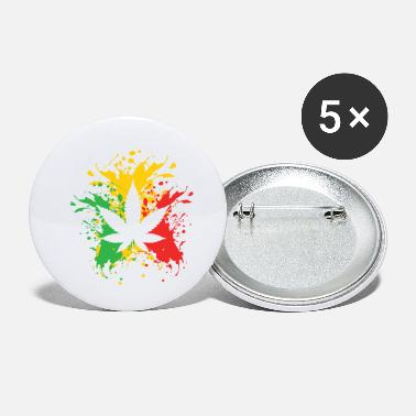Rasta Rasta - Small Buttons