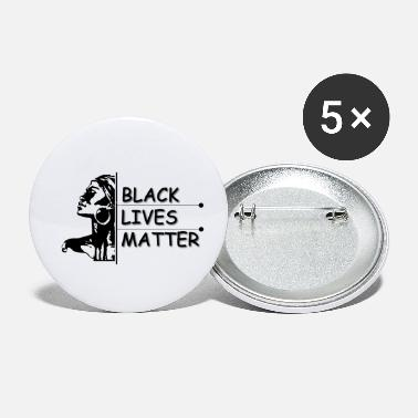 Weird black lives matter - Small Buttons
