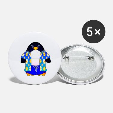 Hang Pen(guin)! - Small Buttons