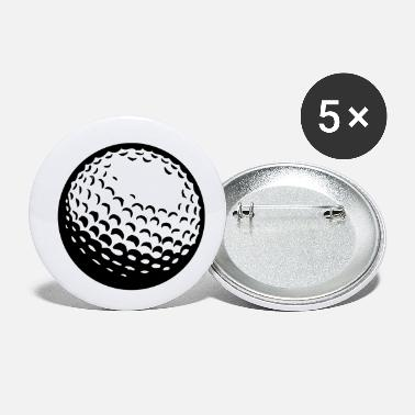 Golf Ball Golf Ball - Small Buttons