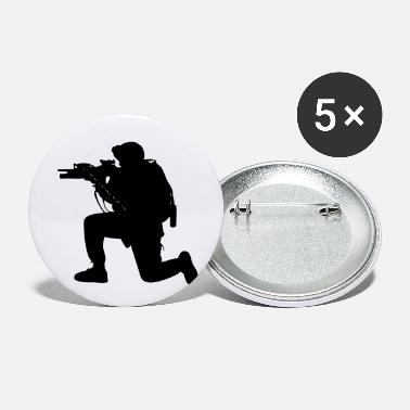 Grenadier Modern Army Soldier - Small Buttons