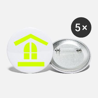 House house - Small Buttons