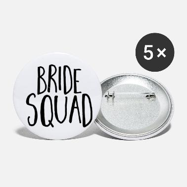 Party Bride Squad Hen Party - Small Buttons