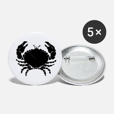 Crab crab - Small Buttons