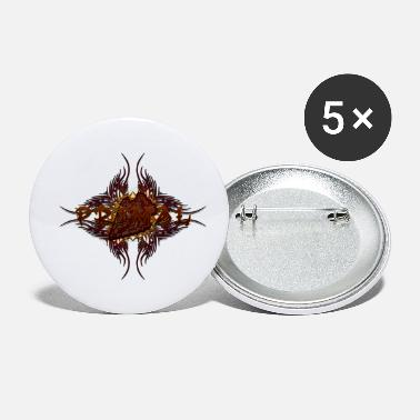 Primal Primal Tribal Arrowhead - Small Buttons
