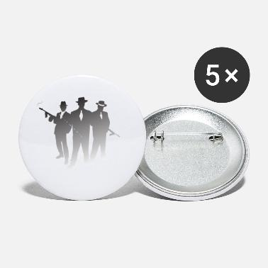 Gangster Mafia Mafia Gangster - Small Buttons