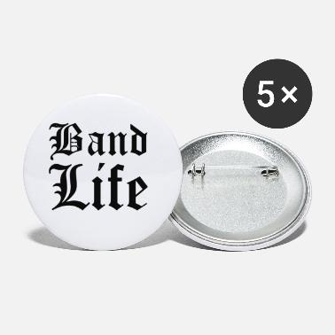 Band Band Life - Small Buttons