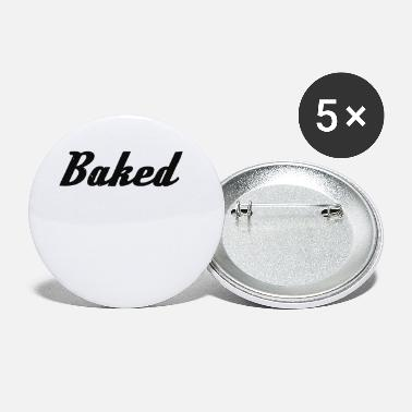 Baked Goods Baked - Small Buttons
