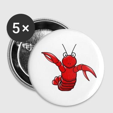 lobster - Small Buttons