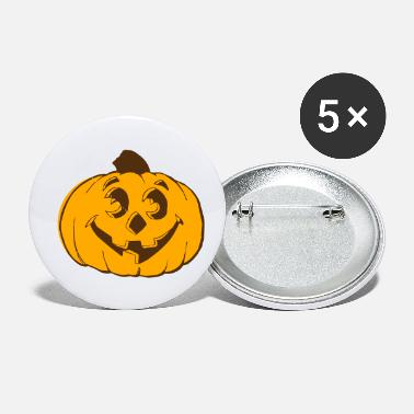 Halloween Halloween Pumpkin - Small Buttons
