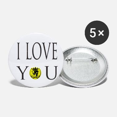 Animal Lover ANIMAL LOVERS - Small Buttons