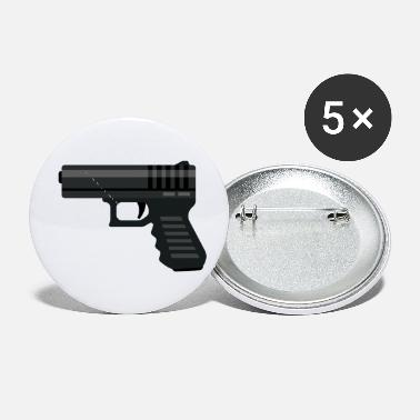 Handgun Handgun - Small Buttons