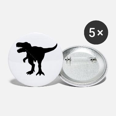 Museum Dinosaur gift - Small Buttons