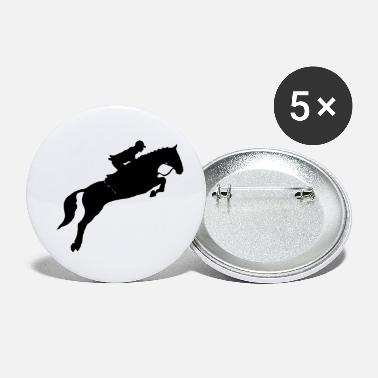 Equitation Equestrianism - Small Buttons