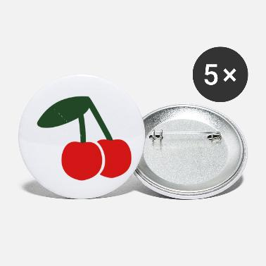 Cherry Cherry - Small Buttons
