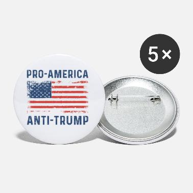 Joe Biden 2020 Pro-America Anti-Trump - Small Buttons