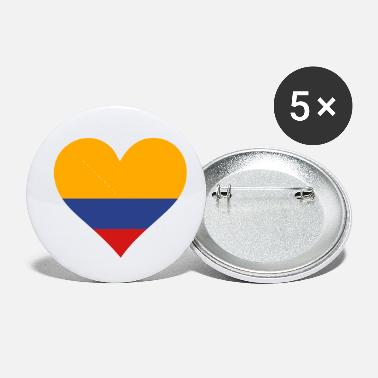 Championnat Heart Colombia (3c)++ - Small Buttons